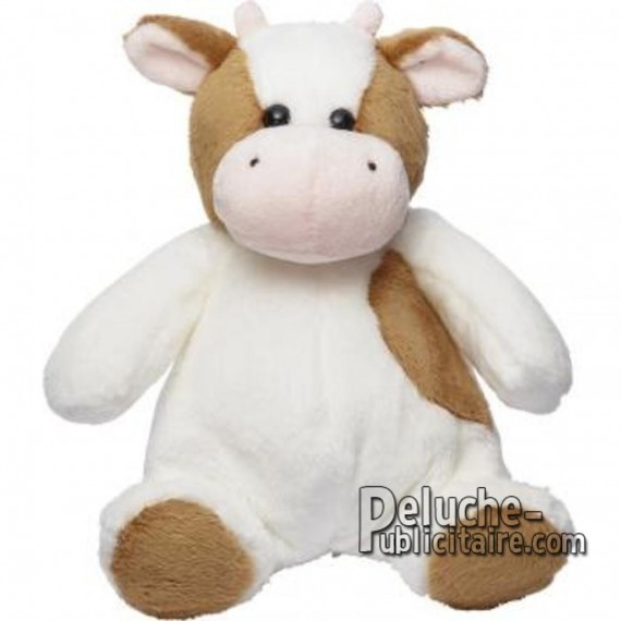 Purchase Stuffed Cow 25cm. Plush to customize.