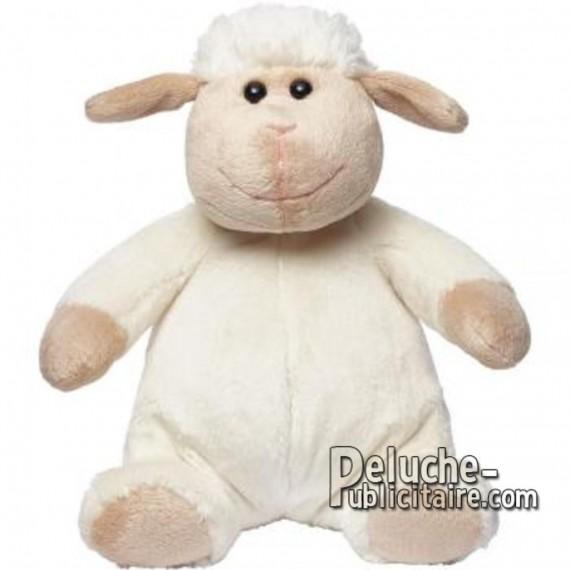 Achat Peluche Mouton 25cm. Peluche à Personnaliser.