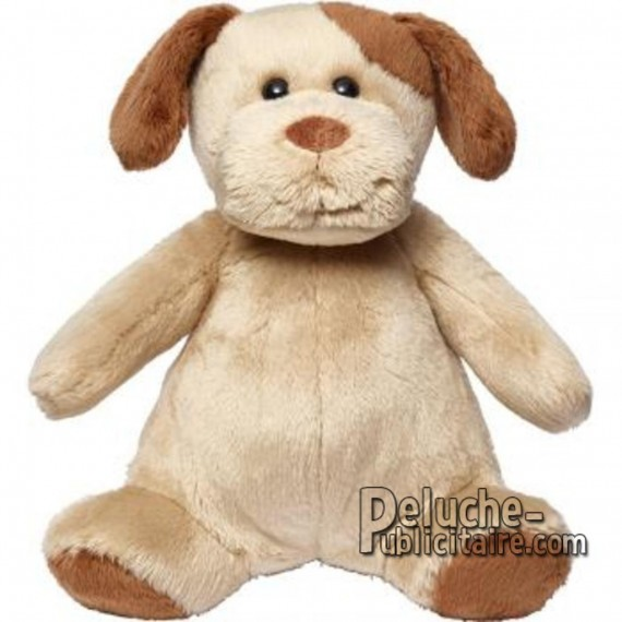 Buy Plush Dog 25cm. Plush to customize.