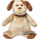 Buy Plush Dog 25cm.Plush to customize.
