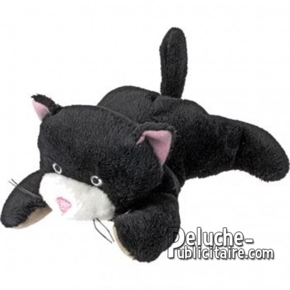 Purchase Cat Plush 12 cm. Plush to customize.