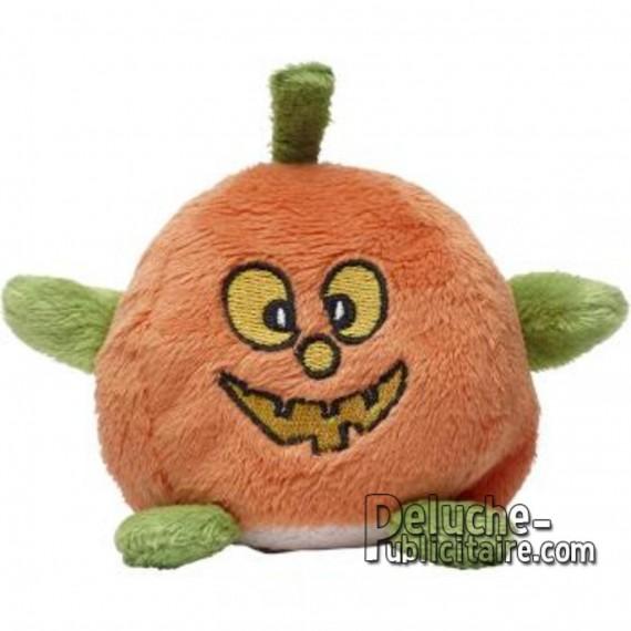 Purchase Pumpkin Plush 7cm.Plush to customize.