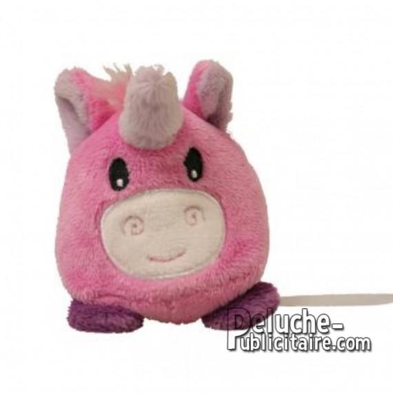 Buy Unicorn Plush 7 cm.Plush to customize.