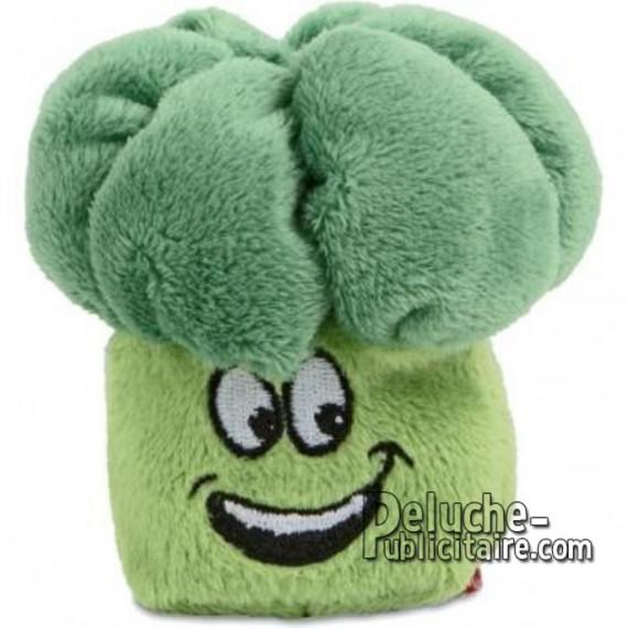 Buy Plush Broccoli 7 cm.Plush to customize.
