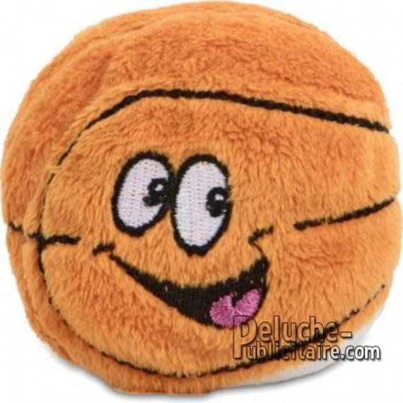 Purchase Basketball Plush 7 cm. Plush to customize.