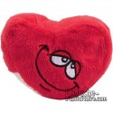 Purchase Stuffed Heart 7 cm.Plush to customize.
