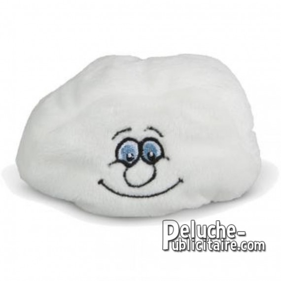 Purchase Cloud Plush 7 cm. Plush to customize.