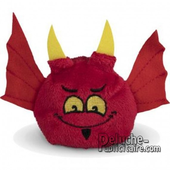 Purchase Stuffed Devil 7 cm. Plush to customize.