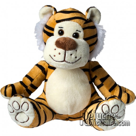 Achat Peluche Tigre 20 cm. Peluche à Personnaliser.