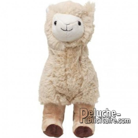 Buy Lama Plush 28 cm. Plush to customize.