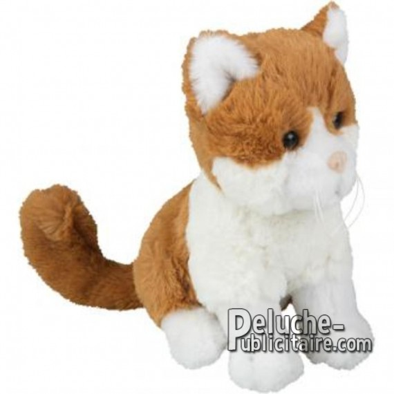 Purchase Chat Plush 18 cm. Plush to customize.