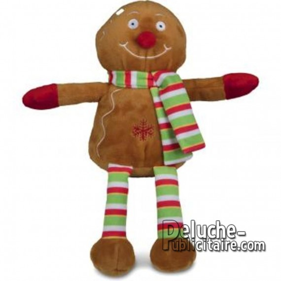 Buy Plush Bread Spice 18 cm. Plush to customize.
