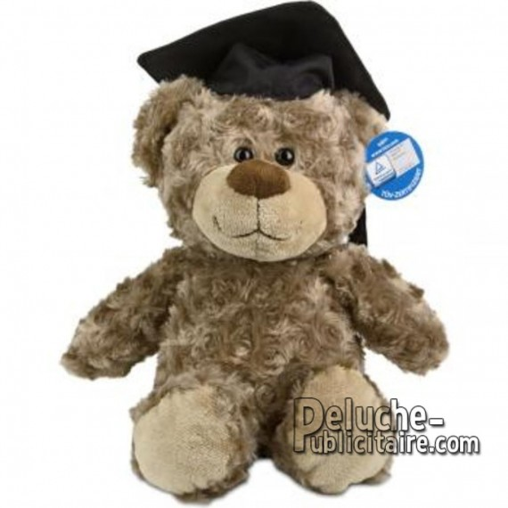 Purchase Bear Plush 35 cm. Plush to customize.