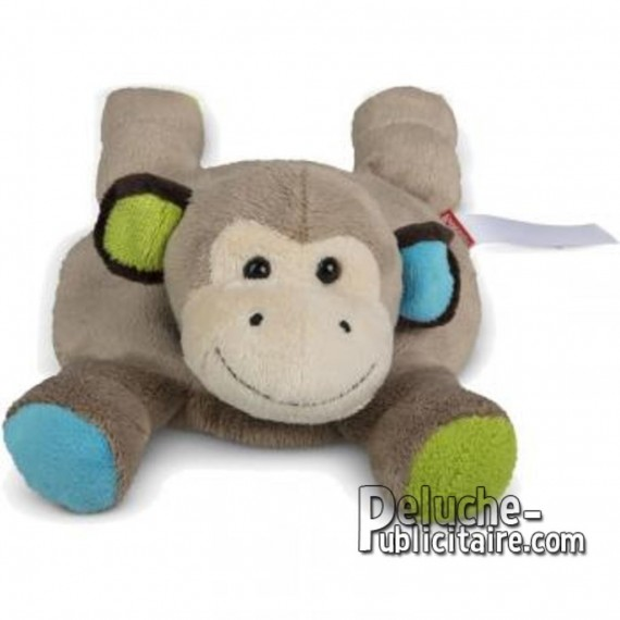 Purchase Monkey Plush 28 cm. Plush to customize.