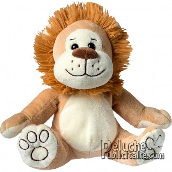 Achat Peluche Lion 20 cm. Peluche à Personnaliser.