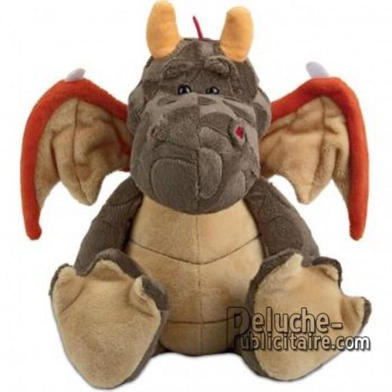 Achat Peluche Dragon . Peluche à Personnaliser.