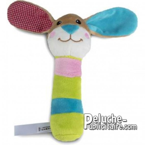Buy Rabbit Plush Toy 19 cm. Plush to customize.