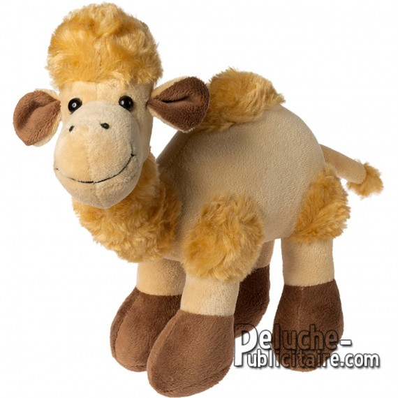 Purchase Camel Plush 23 cm. Plush to customize.