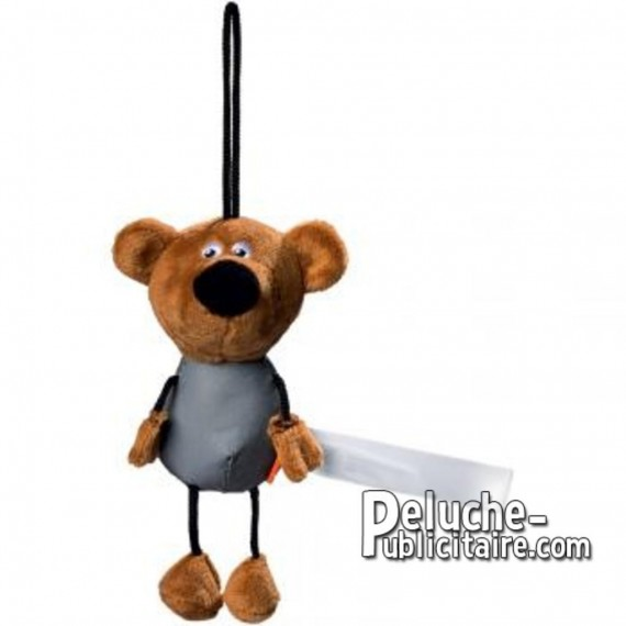 Achat Peluche ours 15 cm. Peluche à Personnaliser.