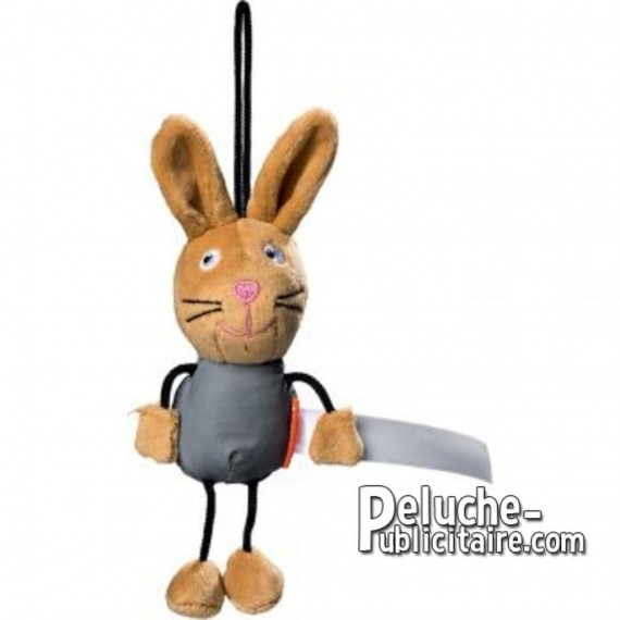 Purchase Rabbit Plush 15 cm. Plush to customize.