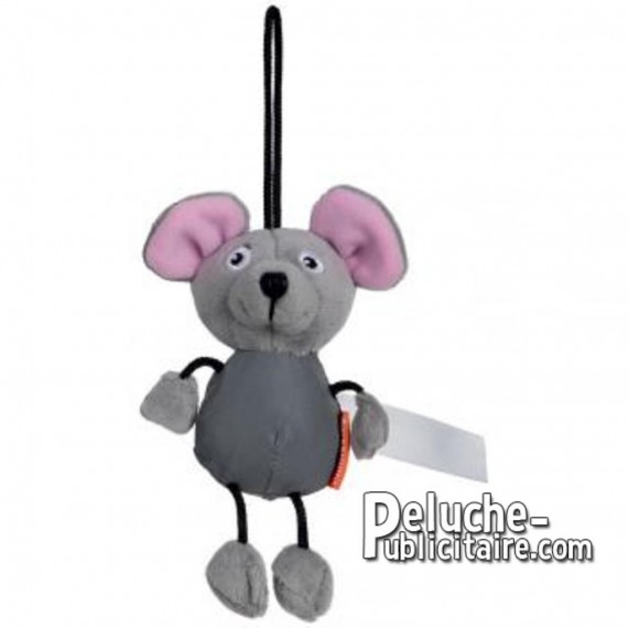 Buy Plush mouse 15 cm. Plush to customize.