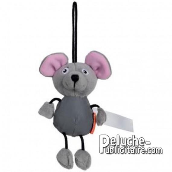 Buy Plush mouse 15 cm.Plush to customize.