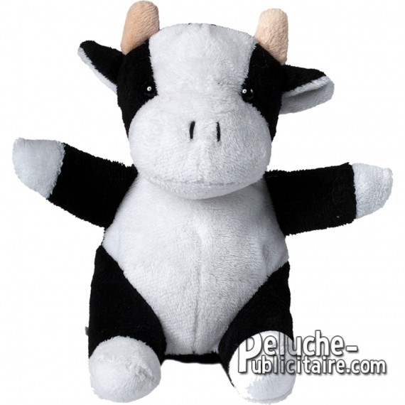 Buy Plush Cow 14 cm. Plush to customize.