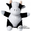 Buy Plush Cow 14 cm.Plush to customize.