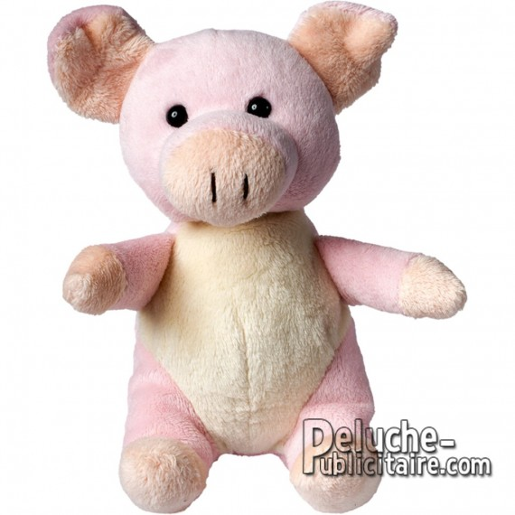 Purchase Plush Pig 14 cm. Plush to customize.