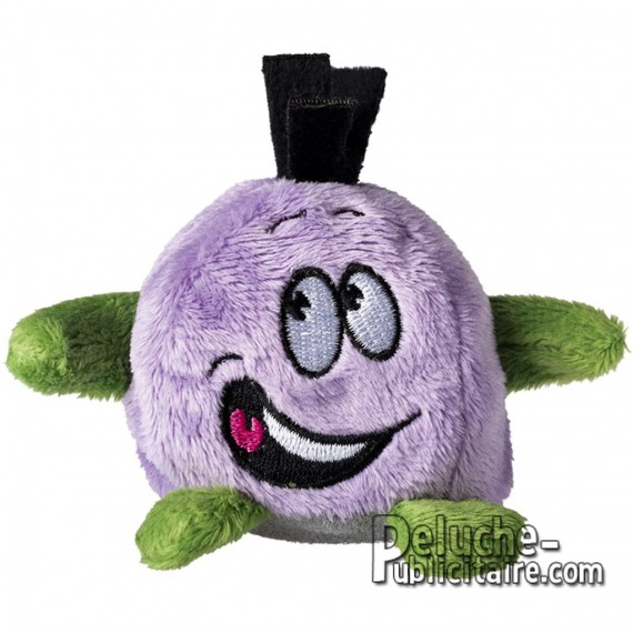 Purchase Plum Plush 7 cm. Plush to customize.