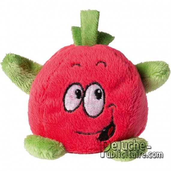 Buy Apple Plush 7 cm. Plush to customize.