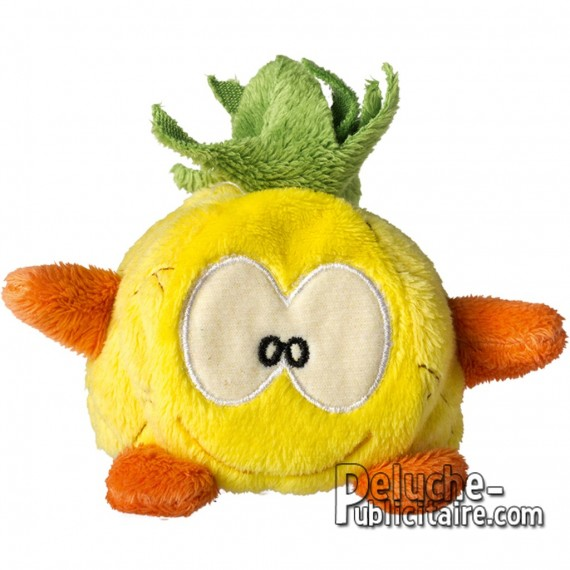 Buy Pineapple Plush 7 cm. Plush to customize.
