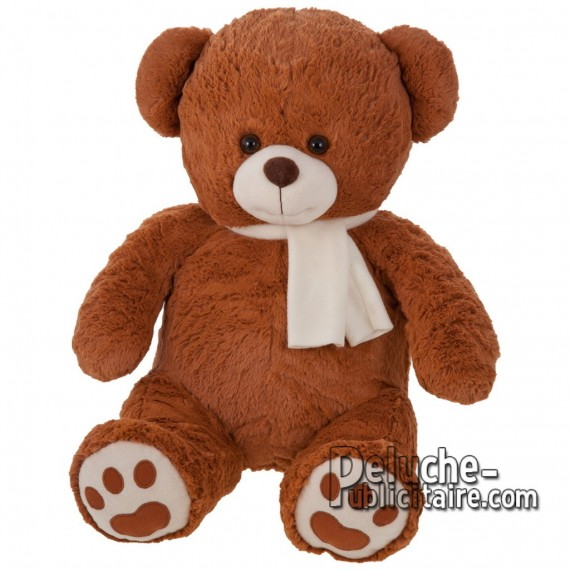 Purchase Bear Plush 46 cm. Plush Advertising Bear to Personalize. Ref: 1144-XP
