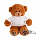 Purchase Bear Plush 20 cm. Plush Advertising Bear to Personalize. Ref: XP-1150