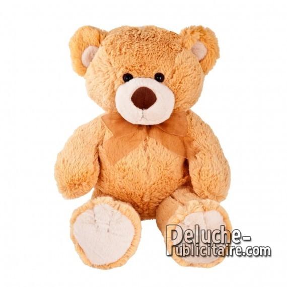 Purchase Bear Plush 33 cm.Plush Advertising Bear to Personalize.Ref: XP-1151