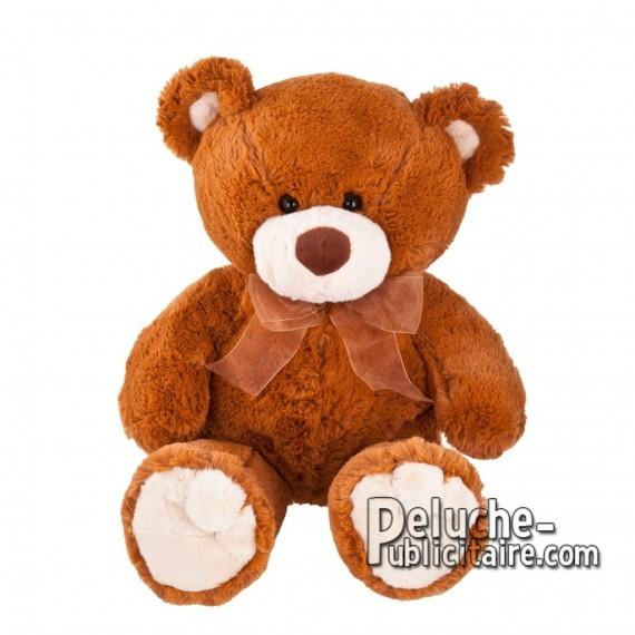 Purchase Bear Plush 33 cm.Plush Advertising Bear to Personalize.Ref: 1152-XP