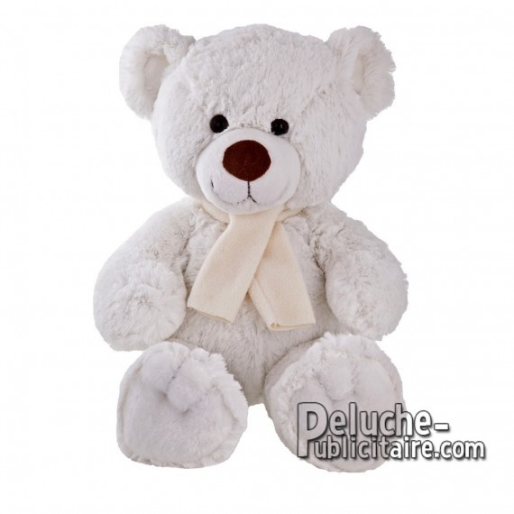 Purchase Bear Plush 33 cm.Plush Advertising Bear to Personalize.Ref: XP-1154