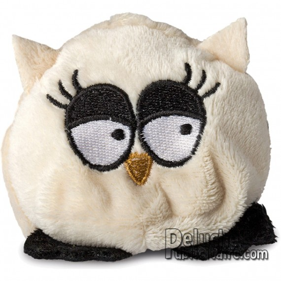 Purchase Owl Plush 70x70mm. Plush to customize.