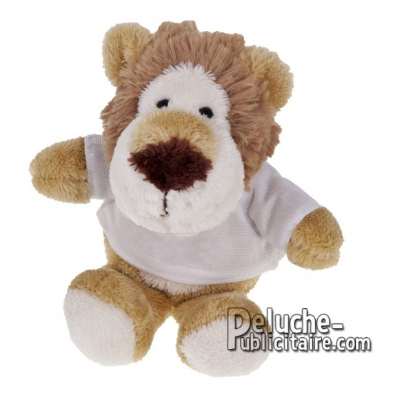 Purchase Lion Plush 16 cm. Advertising Plush Lion to Personalize. Ref: XP-1160