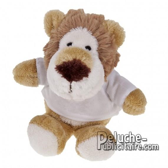 Purchase Lion Plush 16 cm.Advertising Plush Lion to Personalize.Ref: XP-1160