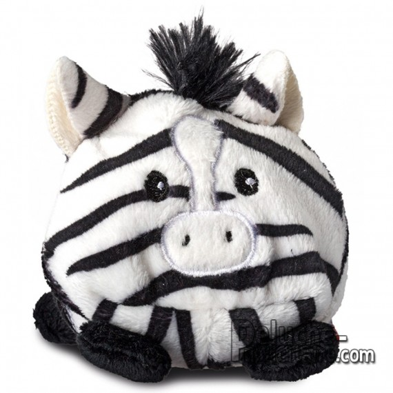 Buy Zebra Plush 7 cm. Plush to customize.