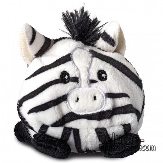 Buy Zebra Plush 7 cm.Plush to customize.