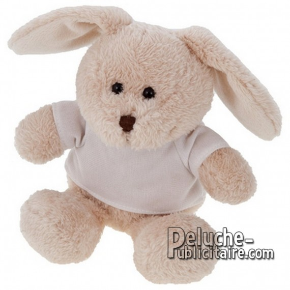 Buy Rabbit Plush 16 cm. Plush Advertising Rabbit to Personalize. Ref: XP-1167