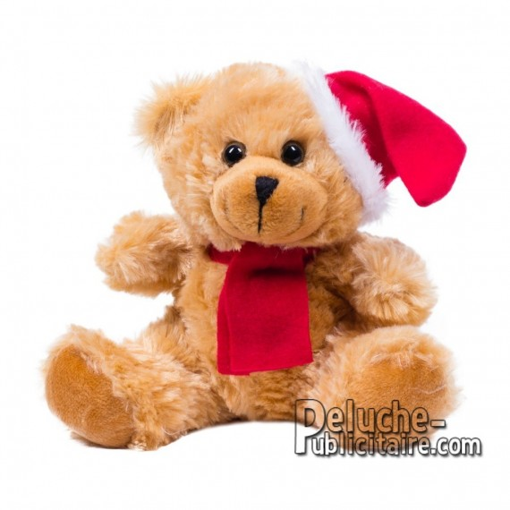 Purchase Bear Plush 15 cm. Plush Advertising Bear to Personalize. Ref: 1168-XP