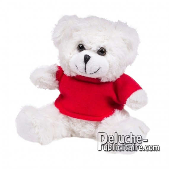 Purchase Bear Plush 15 cm. Plush Advertising Bear to Personalize. Ref: XP-1169