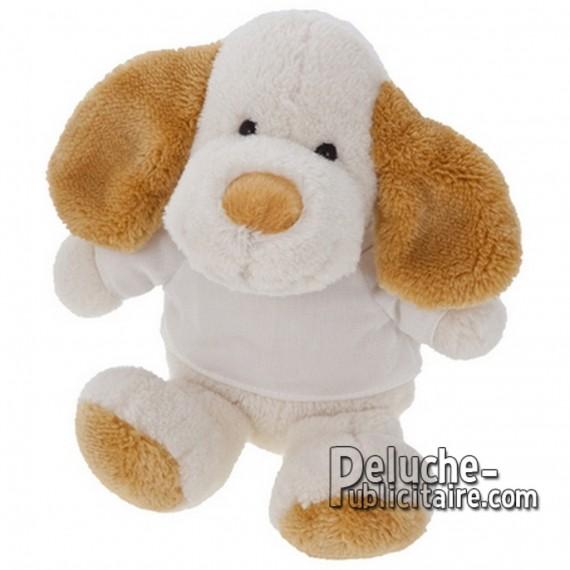 Buy Plush Dog 16 cm.Plush Advertising Dog to Personalize.Ref: XP-1173