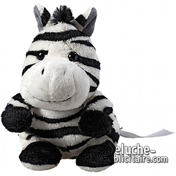 Buy Zebra Plush Uni. Plush to customize.