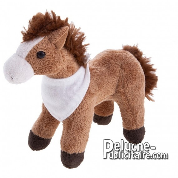 Buy Plush Horse 15 cm. Plush Advertising Horse to Personalize. Ref: XP-1179