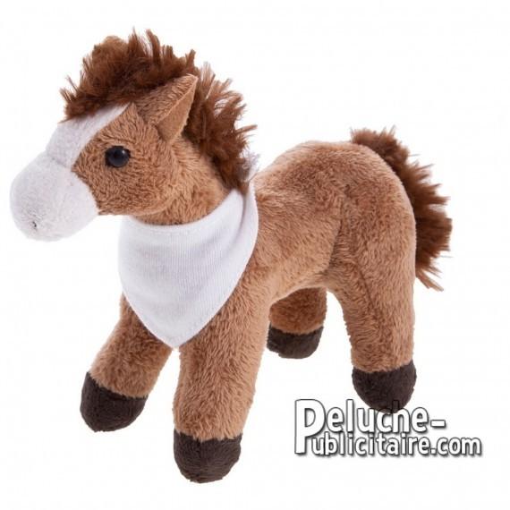 Buy Plush Horse 15 cm.Plush Advertising Horse to Personalize.Ref: XP-1179