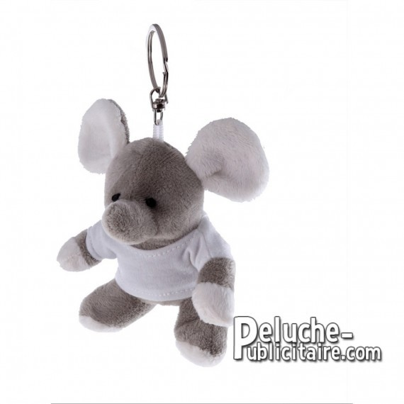 Buy Elephant Plush 9 cm. Plush Advertising Elephant Personalized. Ref: XP-1181